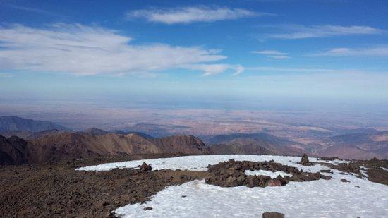 Imlil, Marruecos: peak