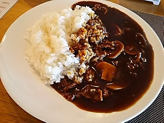 Kumejima-cho, Japan: おいしいカレー