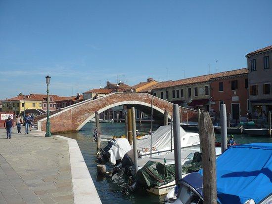 Lido di Venezia, Italien: Isola di Murano