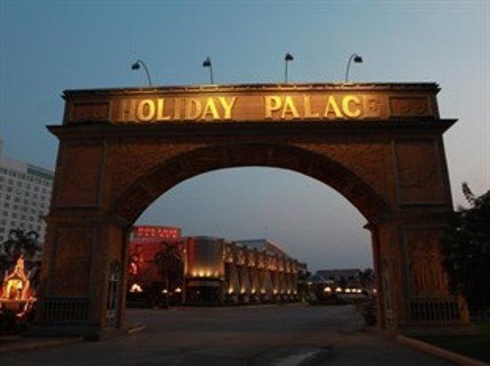 Poipet, Kambodża: Ai dormis dans cet hôtel casino , très très décevant .. services totalement nul ..