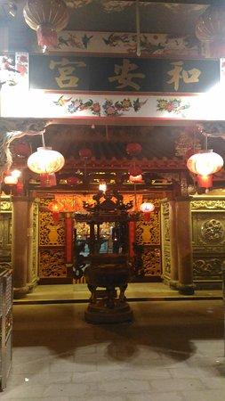 Kuala Terengganu, Malesia: Kampung China (Chinatown)
