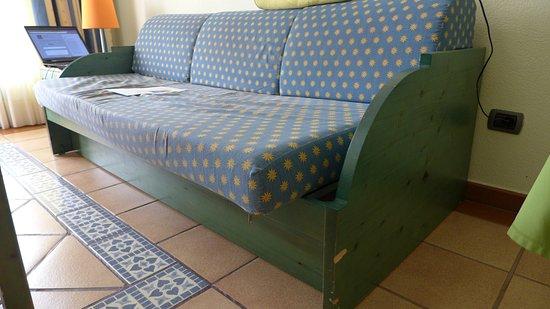 Sofa Vor Dem Fernseher Picture Of Hd Pueblo Marinero Playa Blanca