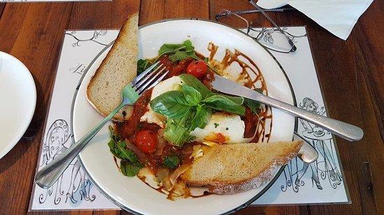 Lime Tree Cafe Breakfast Menu