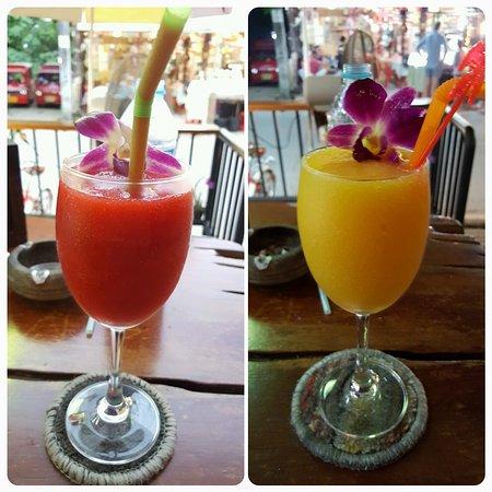 Danny's Place Kamala : Kalla drinkar!