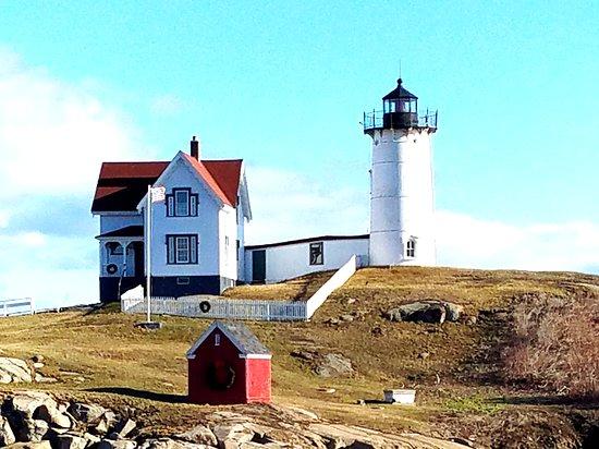 Cape Neddick Nubble Lighthouse: 20161209_123618_large.jpg