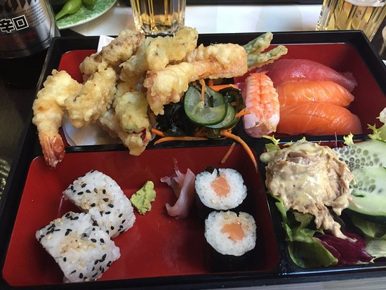quality design 403d0 c2819 Sushi di qualità....e a volontà! - Recensioni su Kome ...