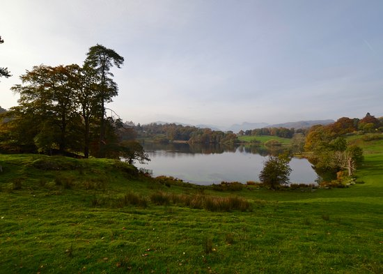 Ambleside, UK: Loughrigg Tarn