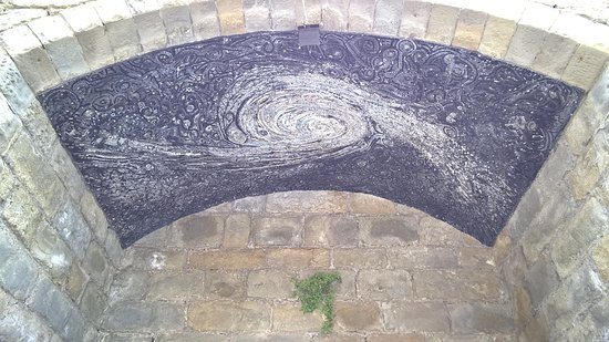 Sant'Agata Feltria, Itália: Particolare della fontana