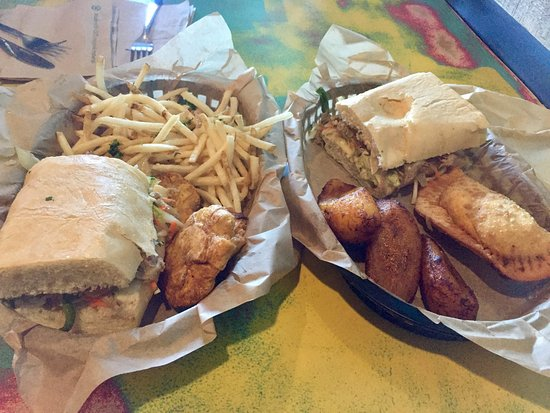 Highlands Ranch, CO: Great lunch at Cuba Cuba