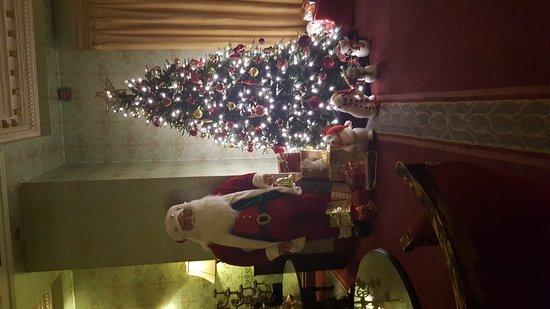 Cratloe, Ireland: Christmas @ Glenloe Abbey Hotel Galway