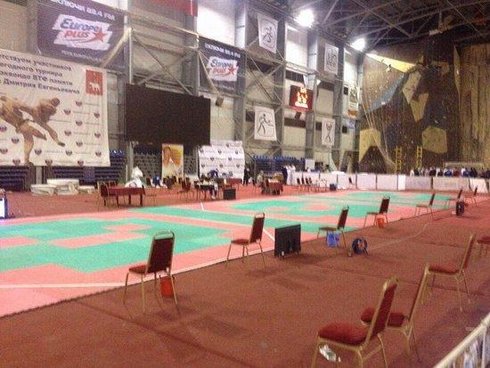 V. Sukharev Sport Complex