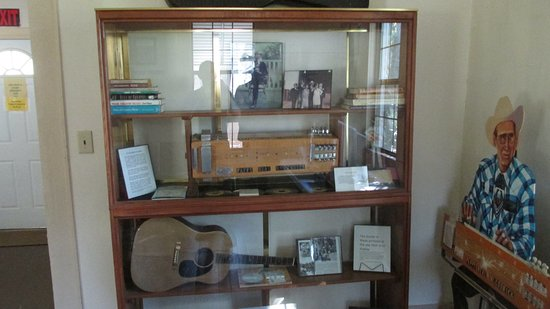 Georgiana, AL: Hank Williams Boyhood Home and Museum