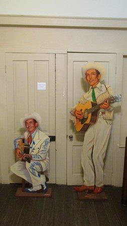 Georgiana, อลาบาม่า: Hank Williams Boyhood Home and Museum