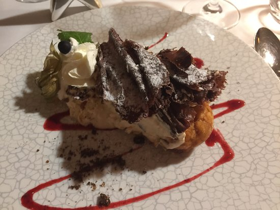 Zug, Schweiz: Das Dessert