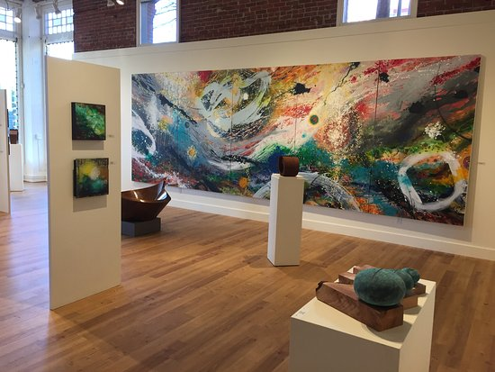 Northwind Arts Center: Exhibit Gallery show November 2016: Stephen Yates and Jan Hoy