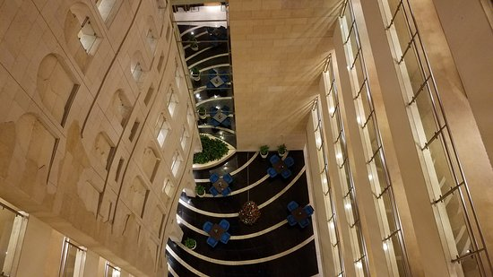 You Wont See The Attractive Interior Design And Architecture Of Kempinski Hotel Amman