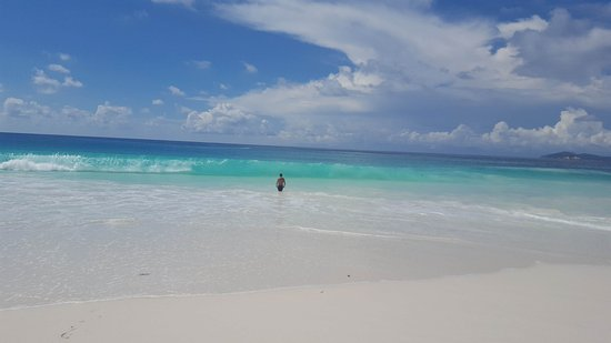 Остров Праслен, Сейшельские острова: Anse Georgette