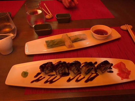 Food at Wok Wok