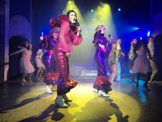 Theatre Aspen Hurst Theatre: Loved Mamma Mia!!