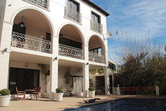 De Tafelberg Guesthouse: Kleinschalig