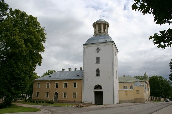 Krustpils Castle - Krustpils pils | Jekabpils, Latvia