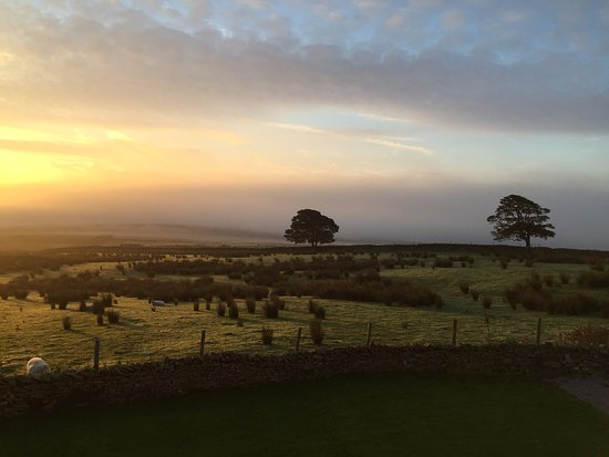 Slaidburn, UK: View from the Oak Room