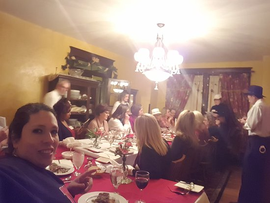 Murder Mystery Dinner Event - The Spy House: 20161209_194336_large.jpg