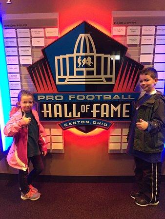 Canton, Οχάιο: The kids loved it!