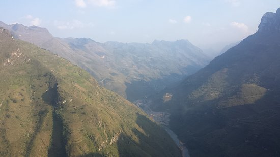 Dong Van, Vietnam: ma pi leng