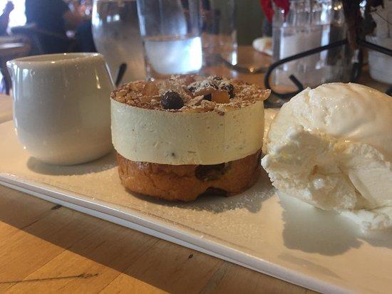 Lochranza, UK: Delicious 😋