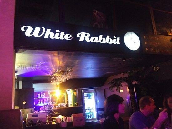 White Rabbit Lounge Bar