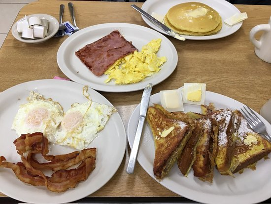 Gaithersburg, MD: Great breakfast