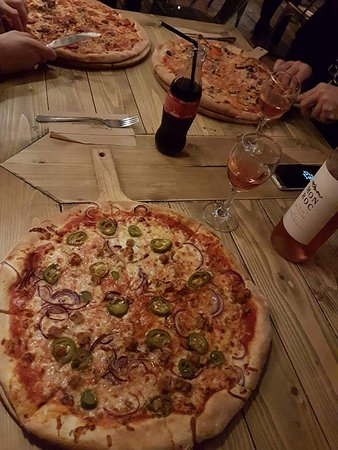 Fbimg1481391203131largejpg Picture Of Pizza X Drink