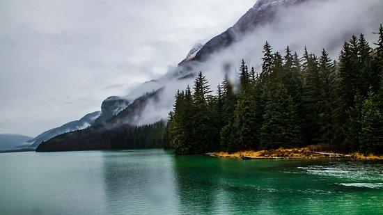 Haines, AK: Chilkoot lake.