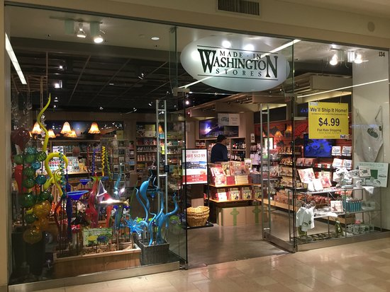 Made In Washington Store