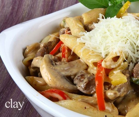 Beautiful variety of food and cuisines!! - Picture of Clay ...