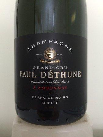 Ambonnay utmärkt champagneby