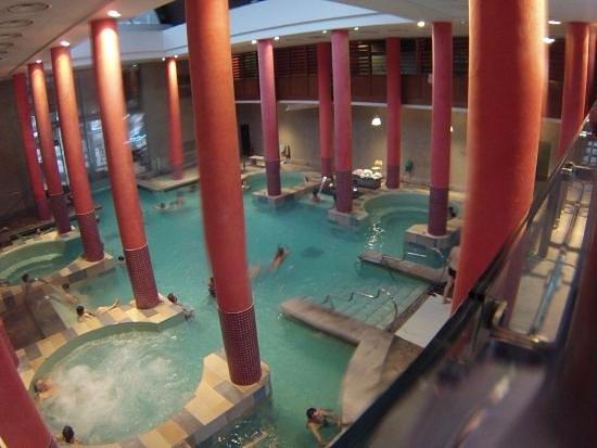 Bien connu Les Bains romains, piscine principale - Photo de Les Bains du  GZ12