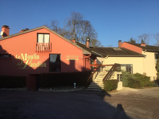 Hotel Restaurant Le Moulin du Landion