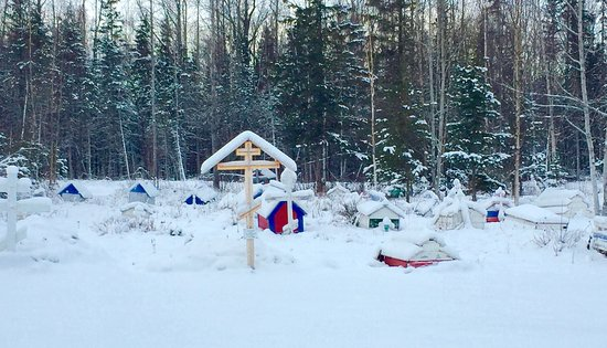 Chugiak, AK: Mother Nature Drawing Out the Beauty of Athabaskan tradition