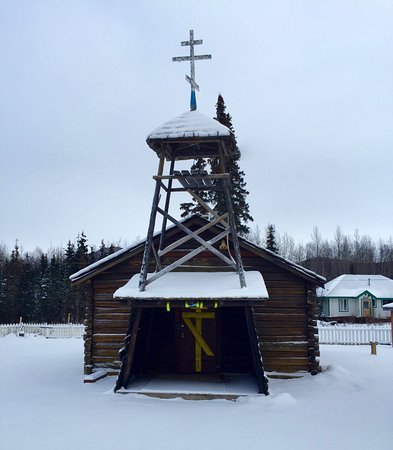 Chugiak, AK: New Saint Nicholas Church