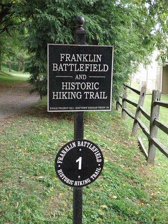 Φράνκλιν, Τενεσί: Fort Granger Park