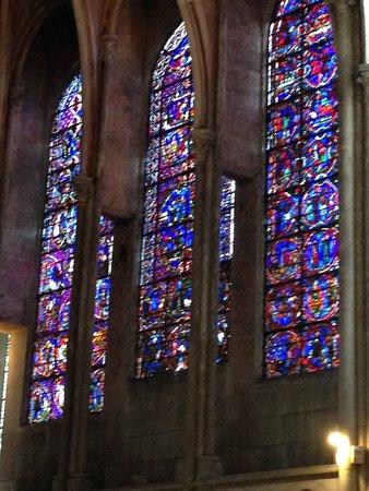 Cathédrale d'Auxerre.