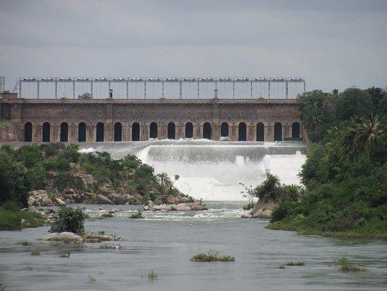 Krishnaraja Sagar (KRS) Dam