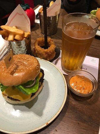 Gourmet Burger Kitchen London The O2 Peninsula Way