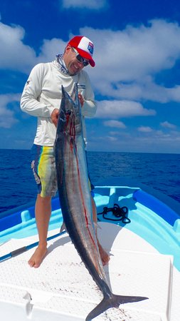Los Barriles, Mexico: Fishing for wahoo with Pursuit Anglers