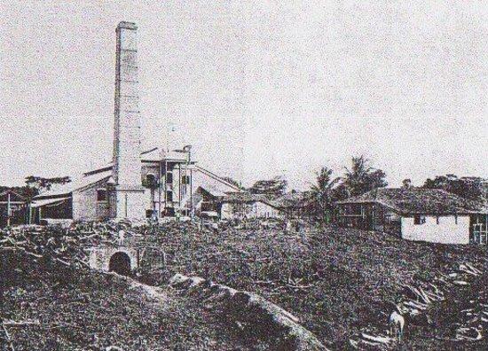 Pindare-Mirim: Engenho Central - Inaugurado em 16 de agosto de 1884