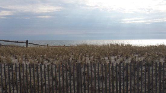 Ocean City Boardwalk: Beach