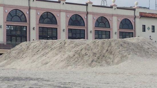 Ocean City Boardwalk: Music Pier...sand dunes