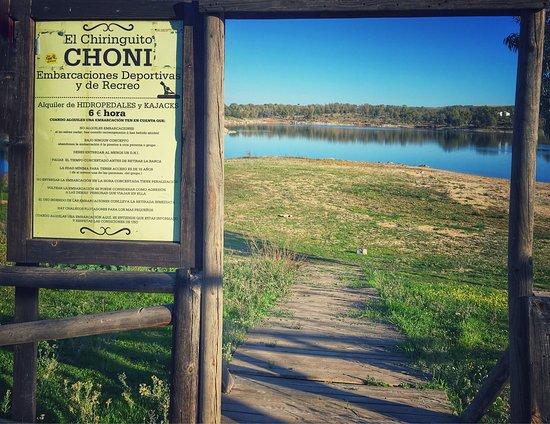 El Chiringuito de Choni: Un restaurante acogedor, buena comida  a buen precio ah y con unas vistas excepcionales que mas